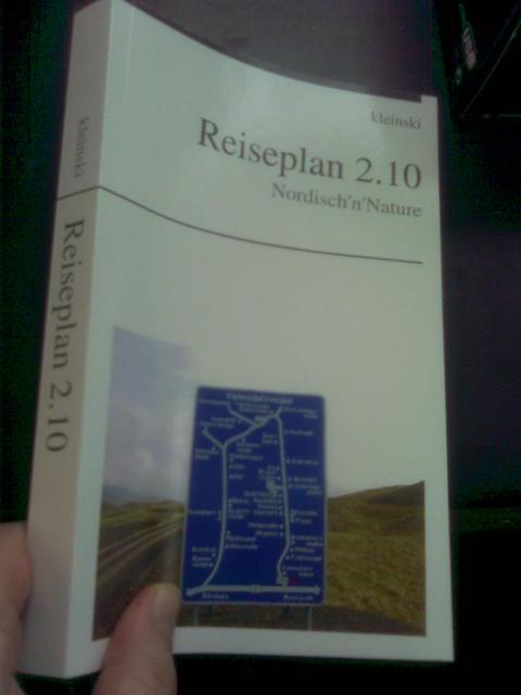 Reiseplan 2.10