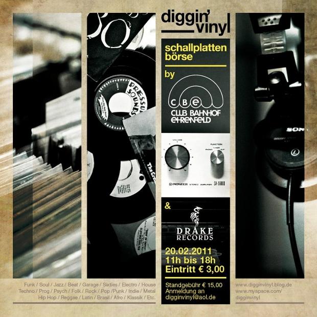 diggin' vinyl