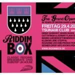 Riddim Box - Grand Opening