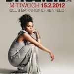 """Ms Dynamite says """"Sorry Cologne!"""""""