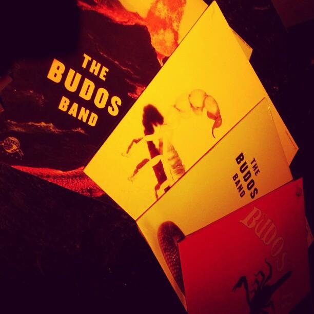 Looking forward to see the incredible Budos Band.