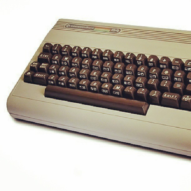 1982. C64. 64Kb for everyone. Evolution 2.