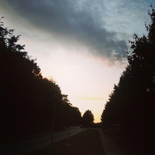 Cologne Sky.