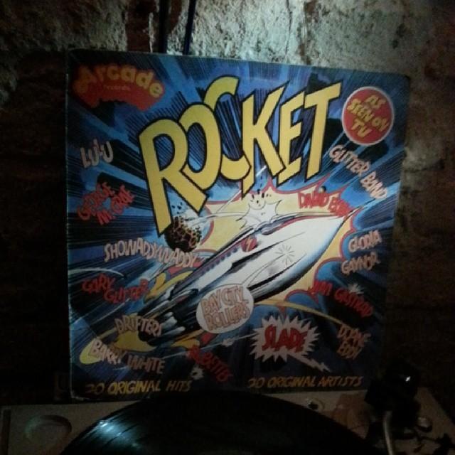 Rocket.