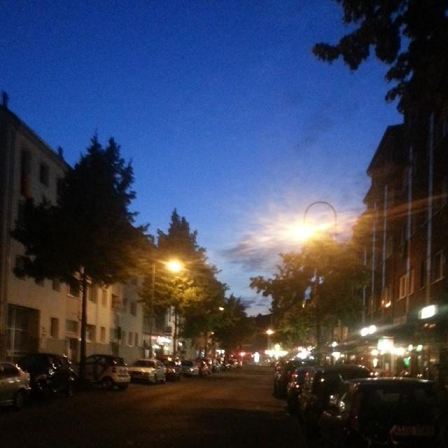 Venloer Straße.