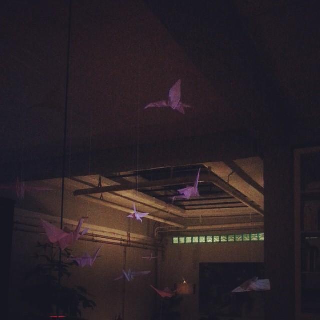 Origami #neuesausderwg
