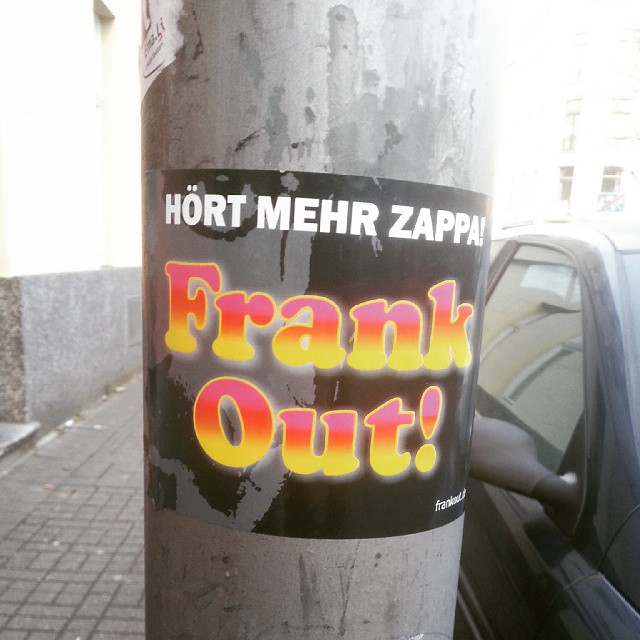 Mehr Zappa!